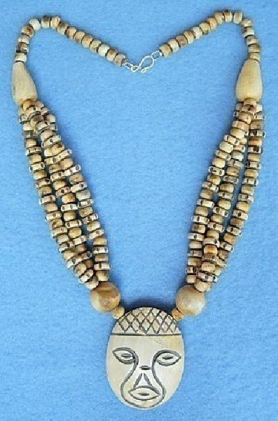 MIXED MATERIALS NECKLACES CL-VA01-44 - Oriente Import S.r.l.