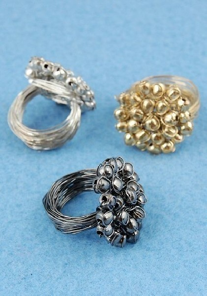 METAL RINGS MB-AN03 - Oriente Import S.r.l.