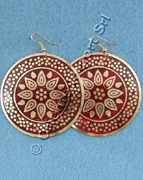 EARRINGS - METAL MB-ORC01-05 - Oriente Import S.r.l.