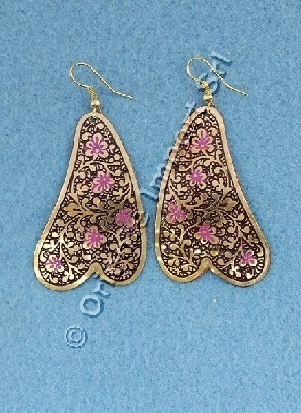 EARRINGS - METAL MB-ORC02-03 - Oriente Import S.r.l.