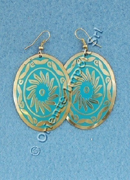 EARRINGS - METAL MB-ORC02-04 - Oriente Import S.r.l.