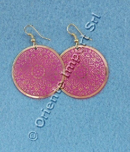 EARRINGS - METAL MB-ORC05-03 - Oriente Import S.r.l.