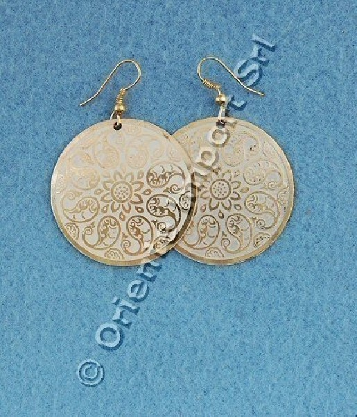 EARRINGS - METAL MB-ORC05-04 - Oriente Import S.r.l.