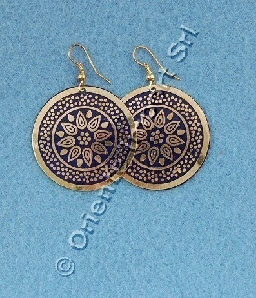 EARRINGS - METAL MB-ORC05-05 - Oriente Import S.r.l.