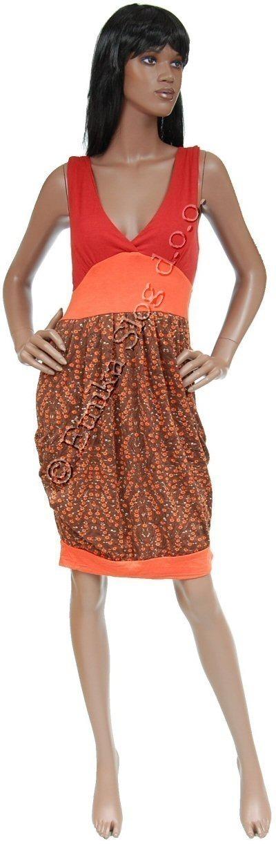 SUMMER SLEEVELESS JERSEY DRESSES AB-MRS210M - Oriente Import S.r.l.