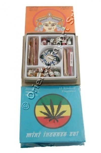 CONES AND OTHER INCENSES INC-SET01 - Oriente Import S.r.l.