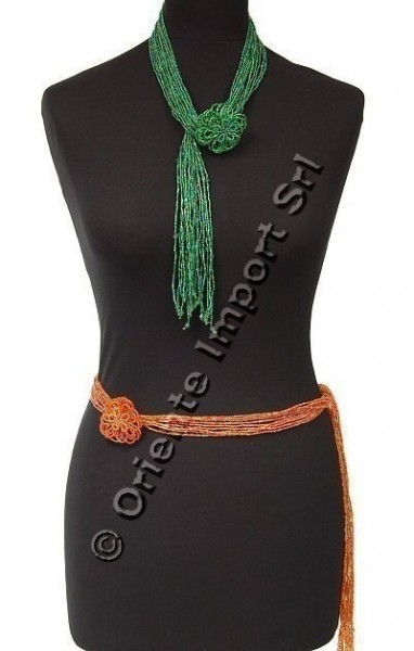 BEADS NECKLACES PE-CL01 - Oriente Import S.r.l.