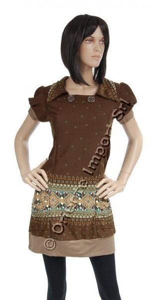 DRESSES - SHORT SLEEVES - SLEEVELESS - AUTUMN/WINTER AB-MRS106L - Oriente Import S.r.l.