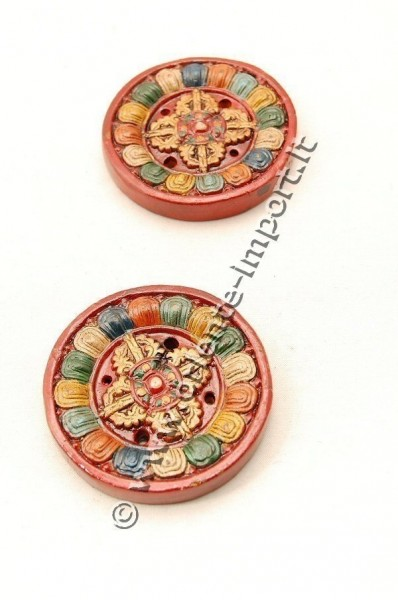 TIBETAN INCENSE HOLDERS PI-TIB06 - Oriente Import S.r.l.