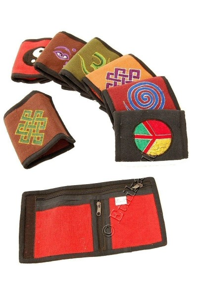 WALLETS IN COTTON PF-NP02 - Oriente Import S.r.l.