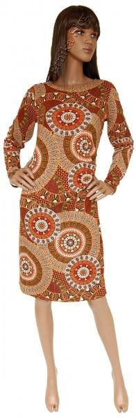 -20% DRESSES - LONG SLEEVES - AUTUMN/WINTER AB-BNV25R2 - Oriente Import S.r.l.