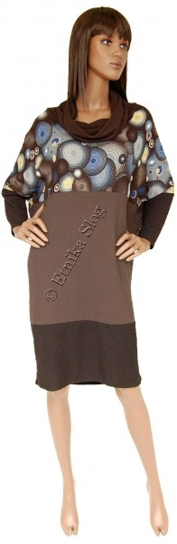 DRESSES WITH LONG SLEEVES AB-MRW147BL - Etnika Slog d.o.o.