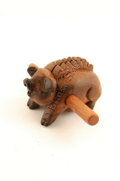 WOODEN ANIMAL FIGURES GI-FAMA01 - Oriente Import S.r.l.