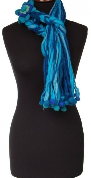 WOOL SCARVES AB-SCL44 - Oriente Import S.r.l.