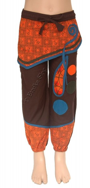 COTTON KID'S TROUSERS AB-BSBP04 - Oriente Import S.r.l.