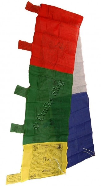 TIBETAN FLAGS AND DECORATIVE BANDS OG-BAN08 - Oriente Import S.r.l.