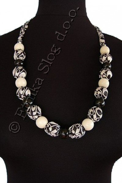 MIXED MATERIALS NECKLACES CL-TH01 - Oriente Import S.r.l.