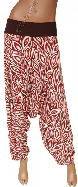 COTTON AND ELASTANE TROUSERS AB-BPS01D - Oriente Import S.r.l.