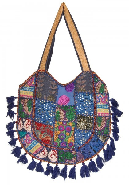 EMBROIDERED SHOULDER BAGS BS-IN69 - Oriente Import S.r.l.