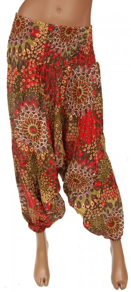 SUMMER COTTON TROUSERS AB-APS66 - Oriente Import S.r.l.