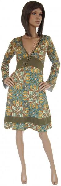 DRESSES - LONG SLEEVES - AUTUMN/WINTER AB-MRW118CD - Oriente Import S.r.l.
