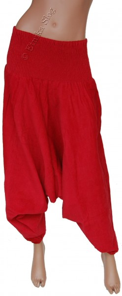VELVET AND LINED TROUSERS AB-AJP15W - Oriente Import S.r.l.