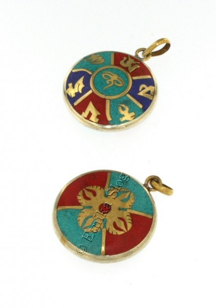 METAL PENDANTS MB-PNNP09-01 - Oriente Import S.r.l.