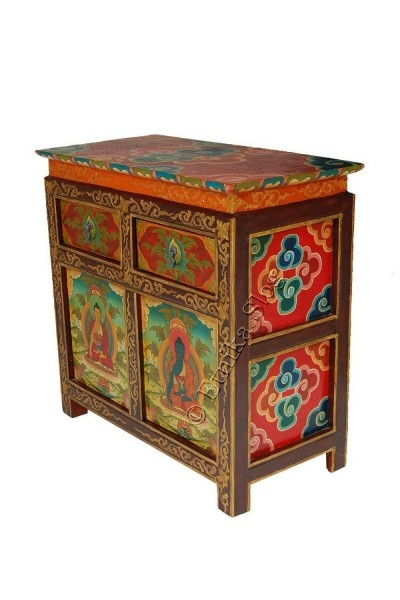 BOXES, FURNITURE MO-COM02-MA - Oriente Import S.r.l.