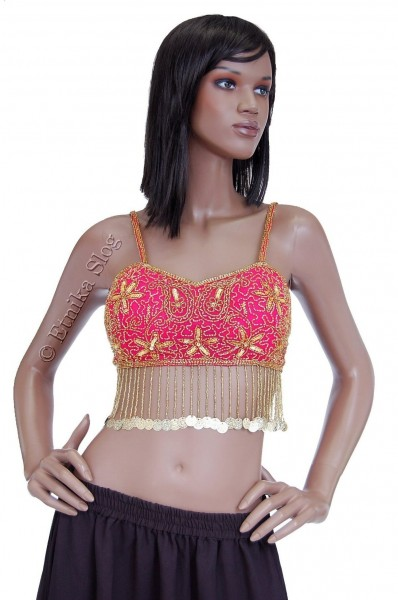TOP DANZA DEL VENTRE DV-TOP74-1 - Oriente Import S.r.l.