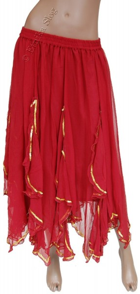 BELLYDANCE SKIRTS AND TROUSERS DV-GON06-2 - Oriente Import S.r.l.