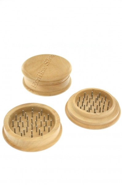 GRINDER IN WOOD AF-GRA03-B - Oriente Import S.r.l.