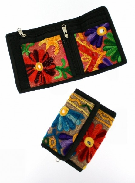 WALLETS IN COTTON PF-IN01 - Oriente Import S.r.l.