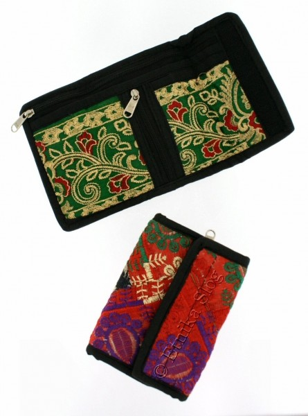 WALLETS IN COTTON PF-IN02 - Oriente Import S.r.l.