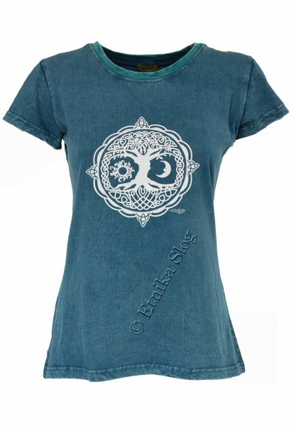 T-SHIRT AND TOP PRINTED - WOMEN AB-NPM03-11 - Oriente Import S.r.l.