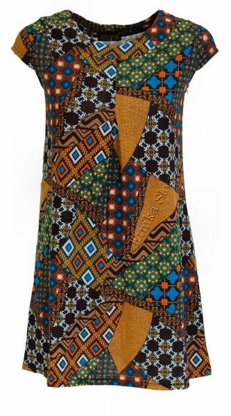 DRESSES - SHORT SLEEVES - SLEEVELESS - AUTUMN/WINTER AB-BNV32D1 - Oriente Import S.r.l.