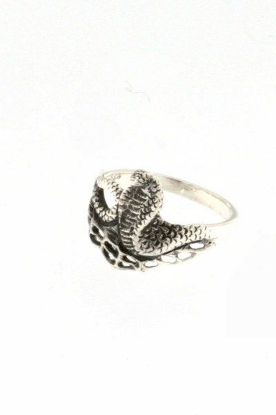 WROUGHT SILVER RINGS ARG-AN0940-01 - Oriente Import S.r.l.
