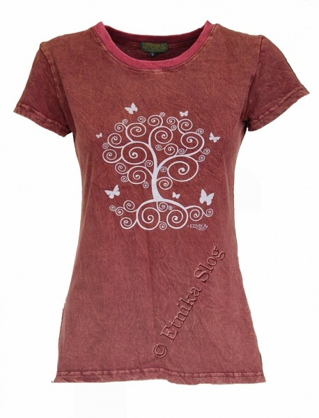 WOMEN T-SHIRT AND TOP WITH PRINTS AB-NPM03-12 - com Etnika Slog d.o.o.