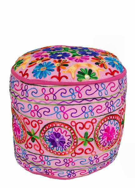 INDIAN PILLOWS POUF CS-GA05-01 - Oriente Import S.r.l.