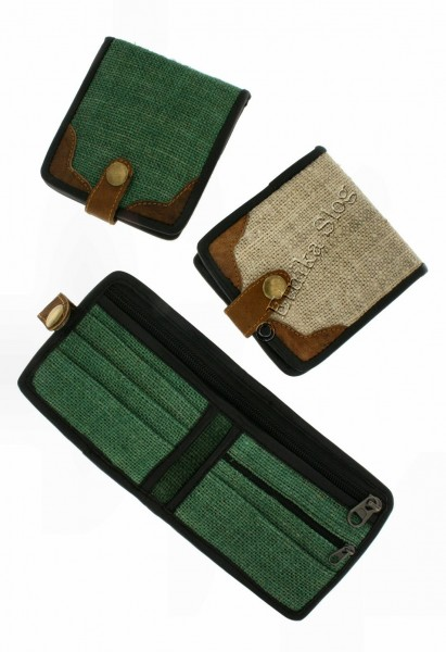 PURSES AND WALLETS IN HEMP CNP-PM06 - Etnika Slog d.o.o.