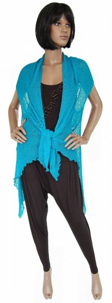 SHRUG CARDIGANS AND PONCHOS AB-SM06 - Oriente Import S.r.l.