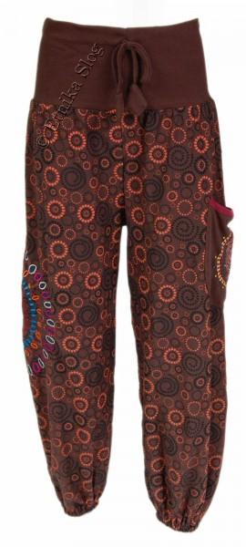 TROUSERS - COTTON AB-BSP20 - Oriente Import S.r.l.