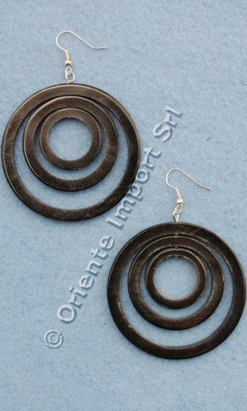 HORN EARRINGS CO-OR04 - Oriente Import S.r.l.