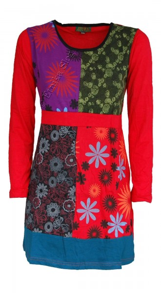 COTTON DRESSES - LONG SLEEVES AB-BWV04 - Oriente Import S.r.l.