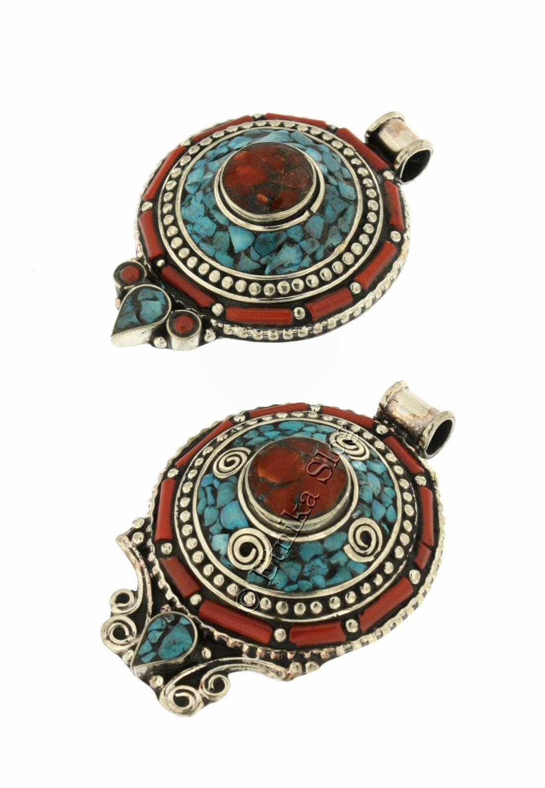 TIBETANISCH SCHMUCK PE-NP02-02 - Oriente Import S.r.l.