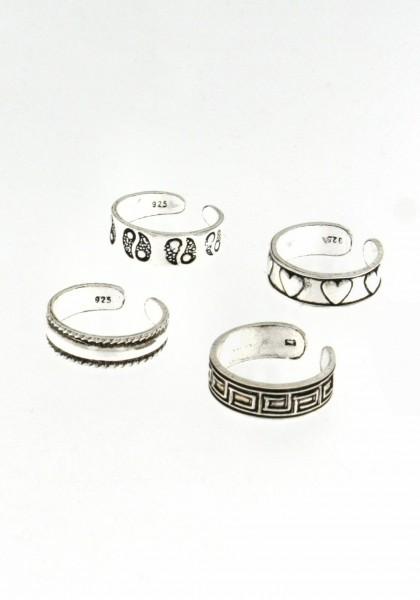 TOE RINGS ARG-AP330 - Oriente Import S.r.l.