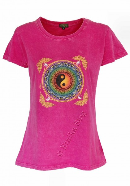 T-SHIRT AND TOP PRINTED - WOMEN AB-NPM03-20C - Oriente Import S.r.l.
