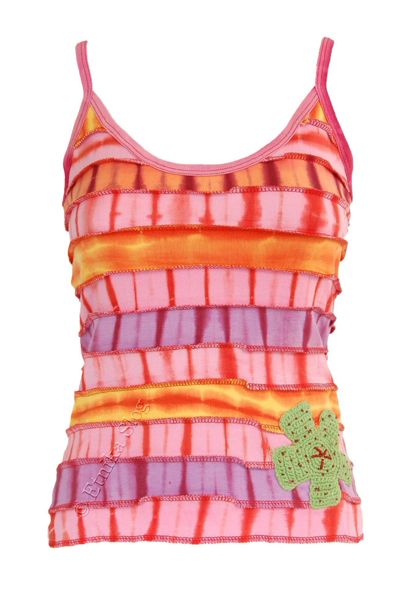 TOPS WITH EMBROIDERY AB-UFT03 - Oriente Import S.r.l.