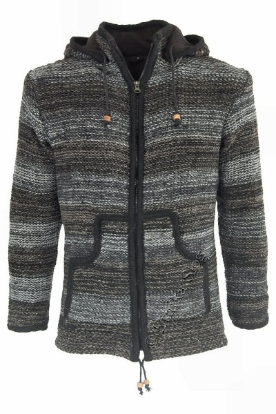 WOOLEN JACKETS, PONCHOS AND SWEATERS AB-GL43 - Oriente Import S.r.l.