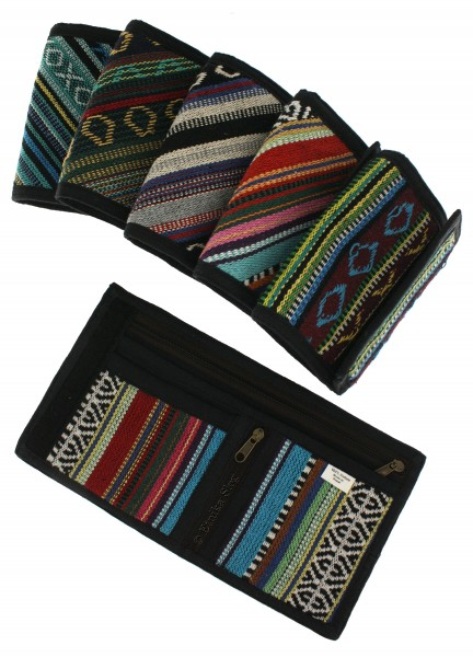 WALLETS IN COTTON PF-NP01 - Oriente Import S.r.l.