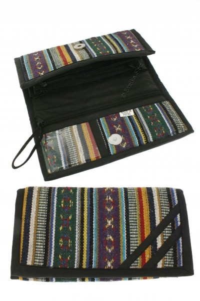 WALLETS IN COTTON PM-BR03-01 - Oriente Import S.r.l.
